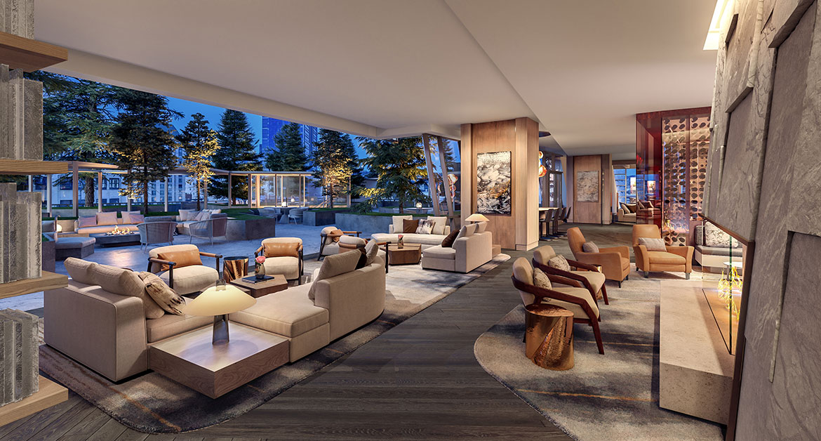 Residential Lounge